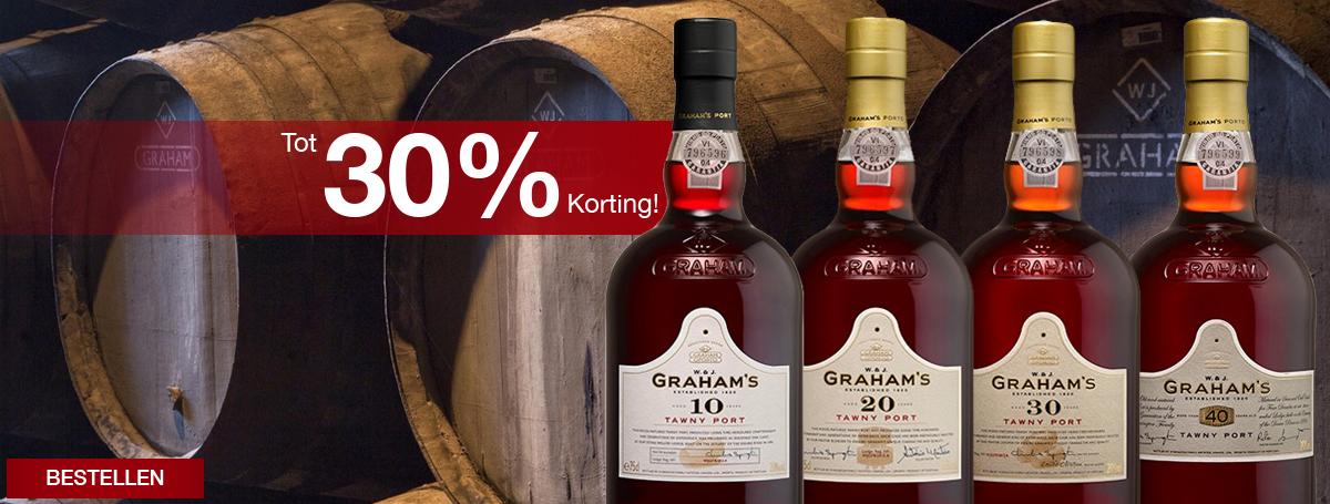 Graham's Aged Tawny Port Deals