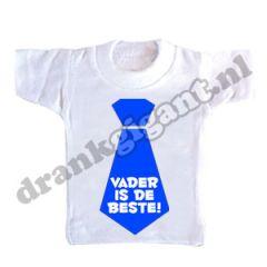 Vader Is De Beste Flessen T-shirt