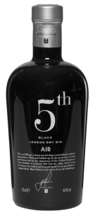 5th Black Air Gin