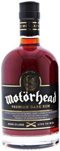 Motörhead 8 Year Dark Rum