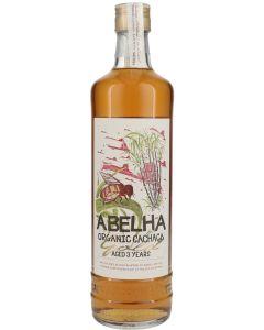 Abelha Organic Cachaca 3 Years