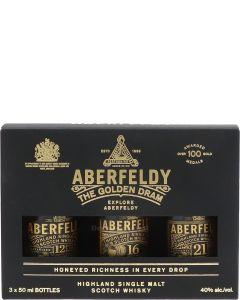 Aberfeldy Mini Set