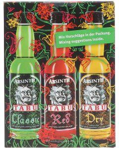 Absinth Tabu 3-Pack