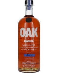 Absolut Oak Barrel Craft