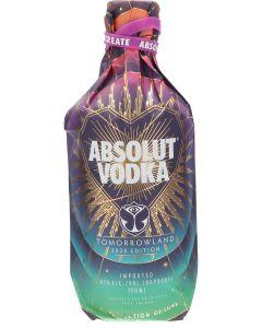 Absolut Vodka Tomorrowland Edition