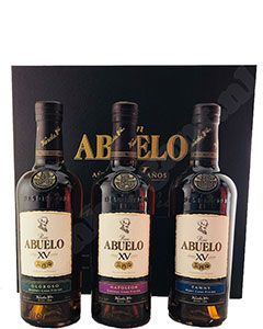 Abuelo XV Finish Collection