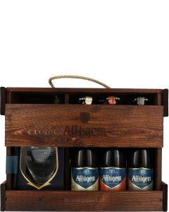 Affligem Giftbox Exclusief (Wood)