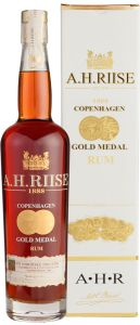 A. H. Riise 1888 Gold Medal Rum