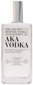 AKA The Sectret British Vodka