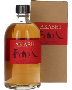Akashi 4 Year Red Wine Cask