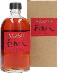 Akashi 5 Year Red Wine Cask