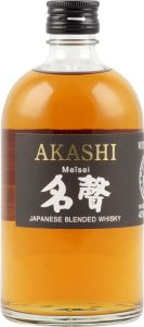Akashi Meisei Japanese Blended Whisky