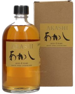 Akaski 4 Years White Wine Cask