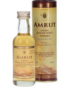 Amrut Indian Single Malt Mini