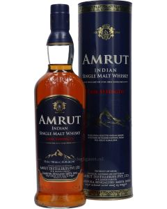 Amrut Single Malt Cask Strength 61.8%