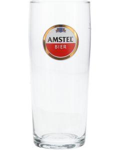 Amstel bierglas Fluitje klein