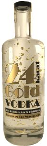 Amsterdam 24 Karat Gold Vodka