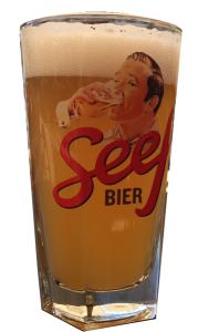 Seef Bierglas Hoekbodem