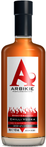 Arbikie Smoky Chilli Vodka