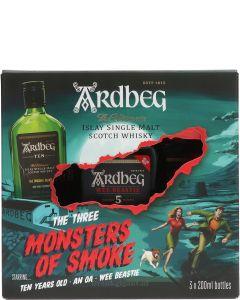 Ardbeg The Three Monsters Of Smoke
