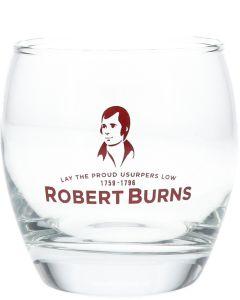 Arran Robert Burns Whisky Glas