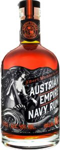Austrian Empire Navy Rum Solera 18 Blended