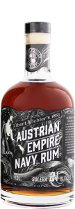 Austrian Empire Navy Rum Solera 21 Blended