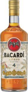 Bacardi Anejo Cuatro