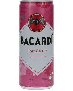 Bacardi Razz & UP