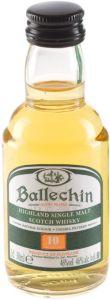 Ballechin 10 Years Heavily Peated Mini