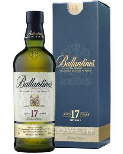 Ballantines 17 Years