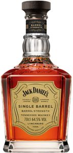 Jack Daniels Single Barrel 64.5% Barrel Strength