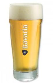 Bavaria Amsterdam Bierglas XXL