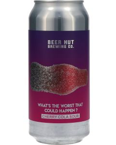 Beer Hut Brewing What's The Worst That Could Happen Sour