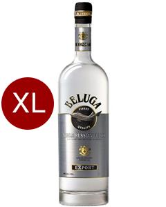 Beluga Vodka Silver 1.5Liter XXL