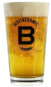 Bertinchamps Bierglas