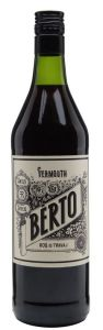 Berto Vermouth Rosso da Travaj