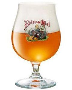 Biere de Miel Bierglas