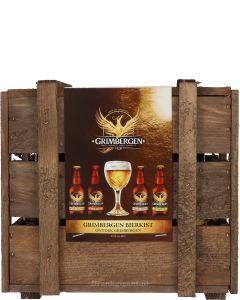 Bierbox Grimbergen met Breekijzer