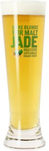 Jade Biere Bierglas