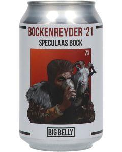 Big Belly Brewing Bockenreyder 21 Speculaas Bock