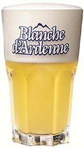Blanch d'Ardennen Wit bierglas