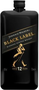 Johnnie Walker Black Label Pocket Scotch