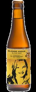De Koperen Kat Blonde Anouk