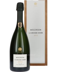 Bollinger La Grande Annee 2012