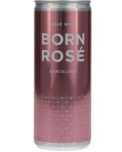 Born Rose Wine Blik