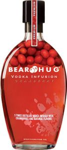 Bear Hug Vodka Cranberry