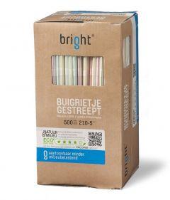 Bright Buigrietjes 500 Gestreept