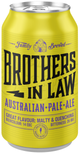 Brothers In Law Australian Pale Ale Blik (Korte THT)