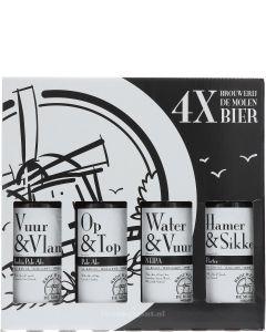 Brouwerij de Molen Cadeaubox 4 Flessen